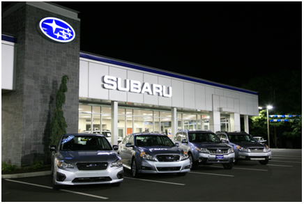 Fred Beans Subaru >> Commercial Construction Contractor: Car Dealer Renovation