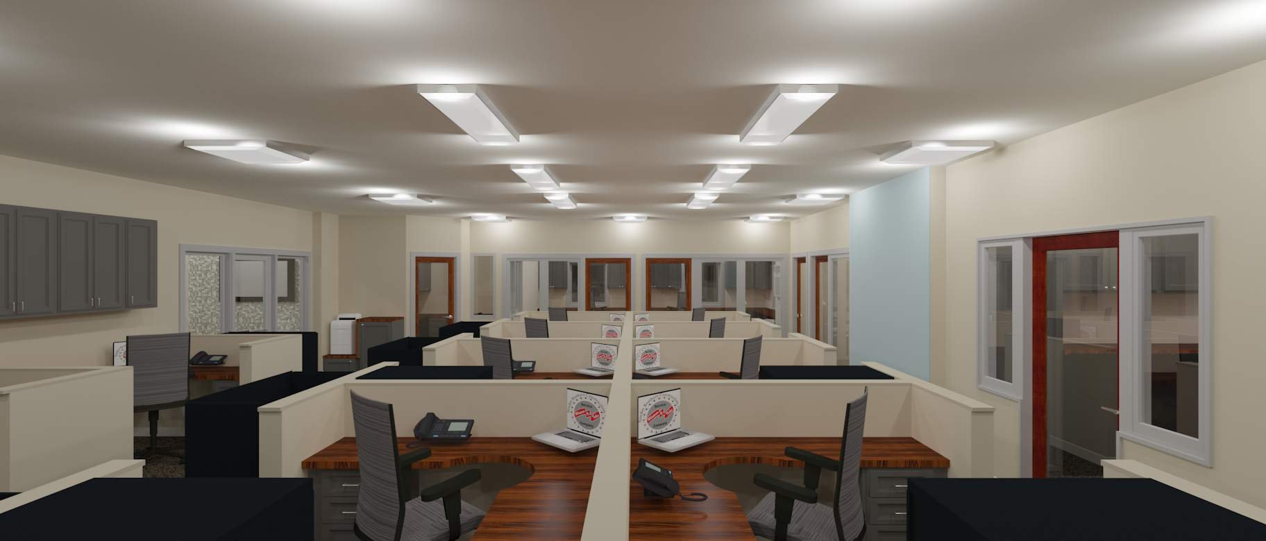 Commercial Construction: Doylestown Office