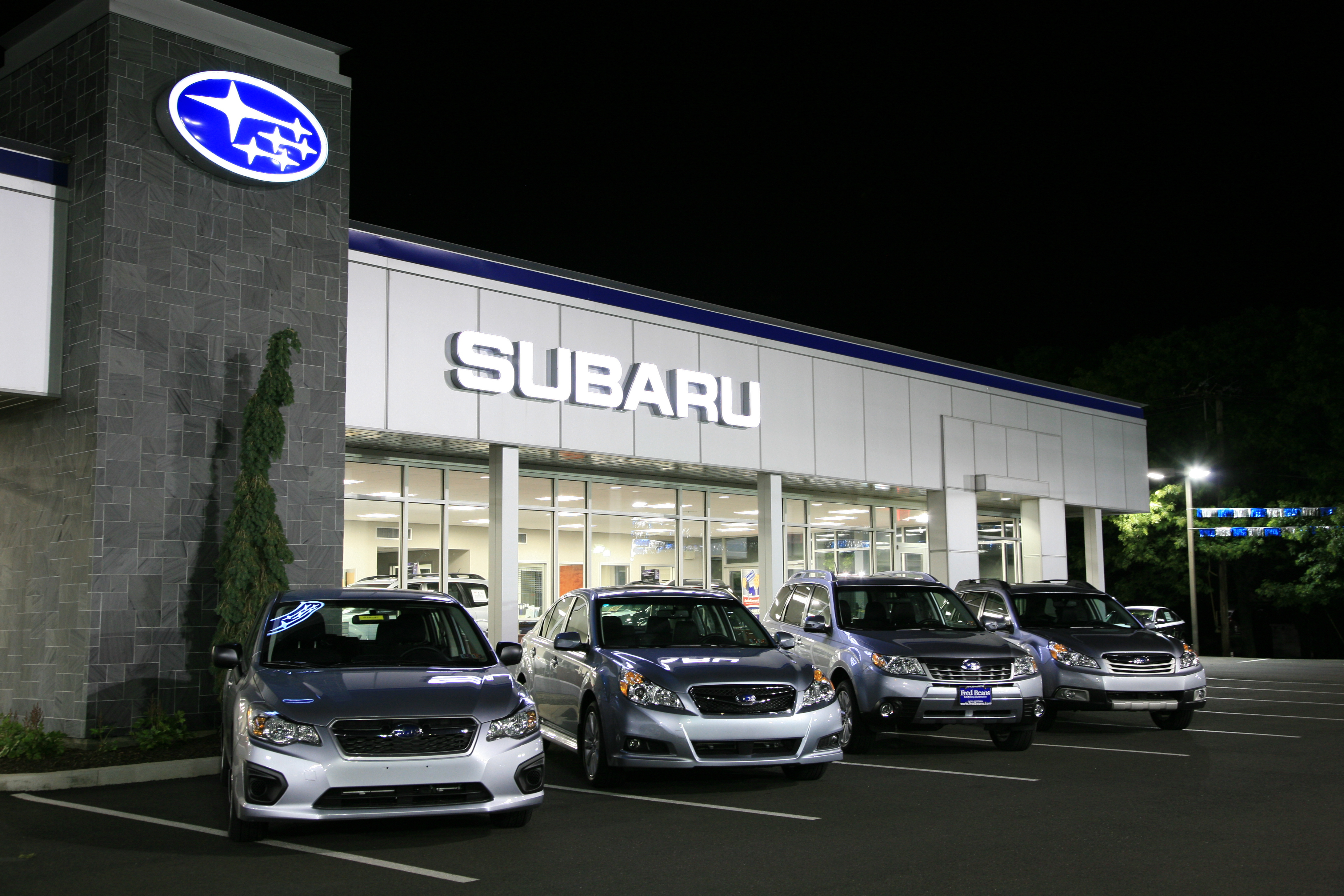 Fred Beans Subaru >> Commercial Construction Project Fred Beans Subaru