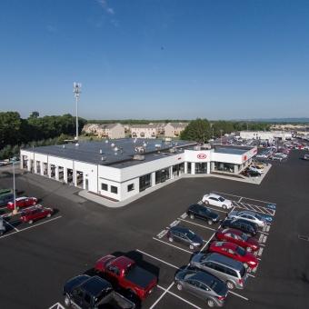 Fred Beans Subaru >> Body Shop & Car Dealership Construction in Bucks-Montgomery PA