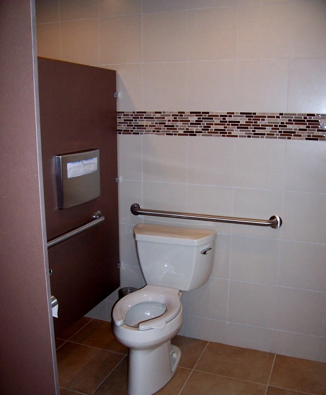Commercial Bathroom Renovation in Doylestown PA