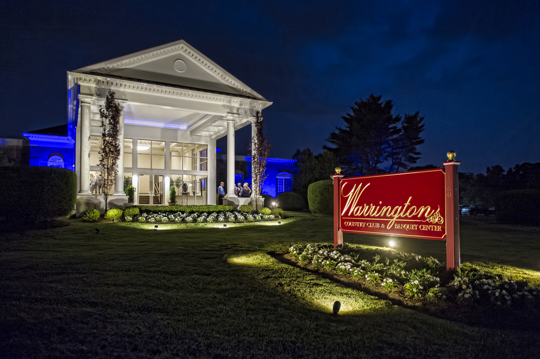 Warrington Country Club Grand Portico