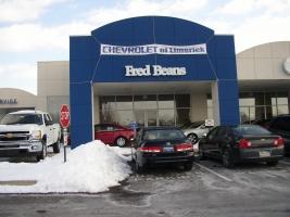 Fred Beans Chevrolet >> Car Dealership Showroom Renovation Fred Beans Chevrolet Limerick Pa