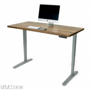 Desks from The Human Solution have many different design options, so you'll be sure to find something that fits your taste