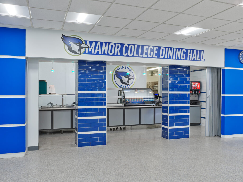 Career in Construction - School Dining Hall by Souder Brothers Construction