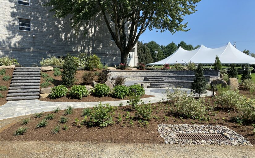 Thinking Outside the Building: Designing an Outdoor Classroom